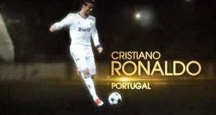 CR Ballon d'Or