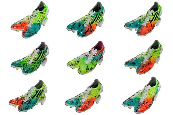 Exclusive Kickasso Kustoms Soccer Cleats