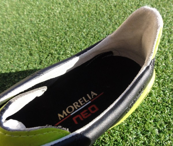 Morelia Neo Ankle Lining plus Fit