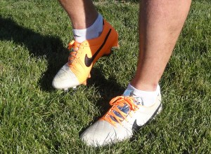 Nike Tiempo V in-game performance