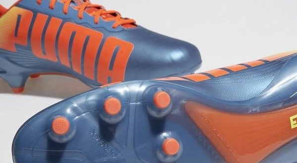 Shark Blue Puma evoSPEED