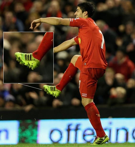 Suarez in Nitrocharge