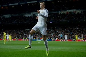 Bale vs Villareal
