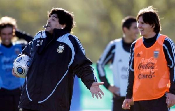 Diego Maradona Returns