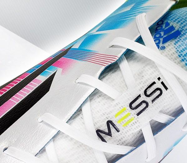 Messi F50 Tongue
