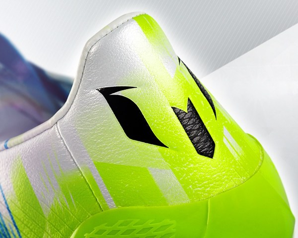 Messi Logo on Boot
