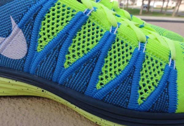 Nike Flyknit Flywire