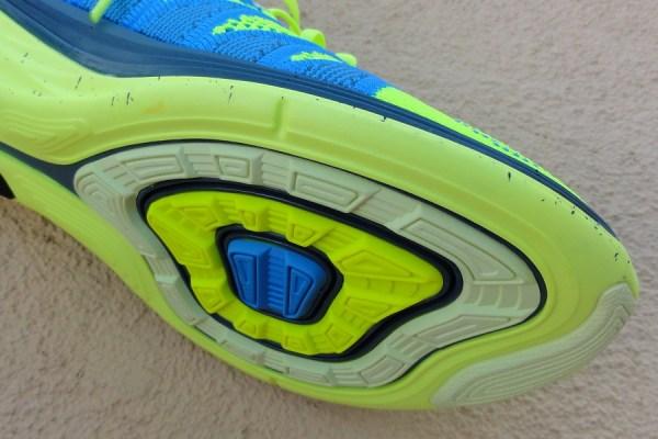 Nike Flyknit Lunar 2 Soleplate