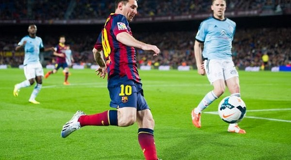 Messi 370 Boots