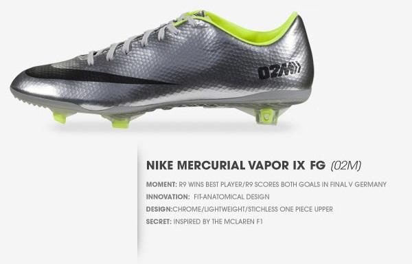 Nike Vapor IX 02M