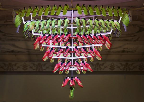 boot Chandelier Nike