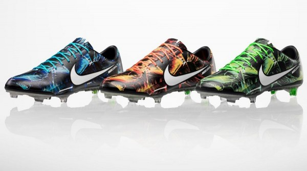 Mercurial Tropical Collection