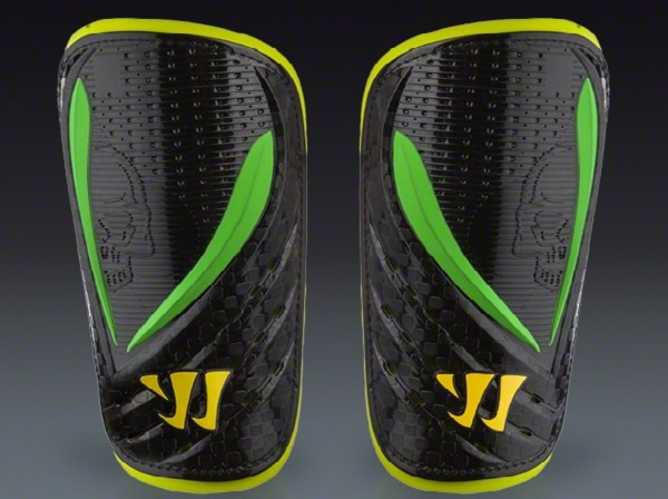 warrior shinguards gambler