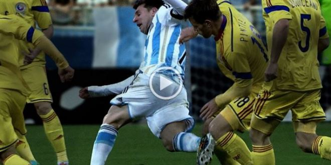 Messi Adidas World Cup