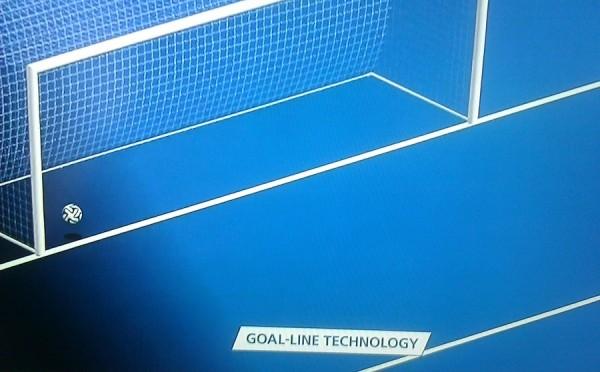 Benzema Goal Line Technology