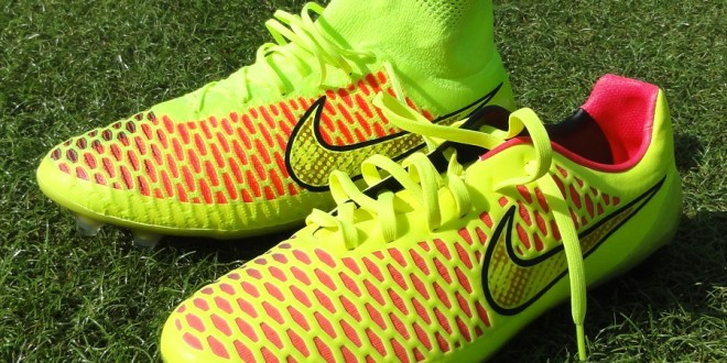 Nike Magista Obra 2 Pro DF FG - Dark Grey & Total Orange - Soccer Master | 330x660