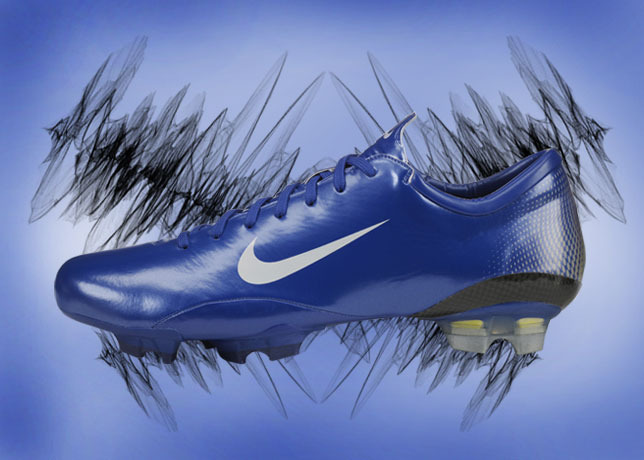 new style b0593 543e9 The History of the Nike Mercurial Series