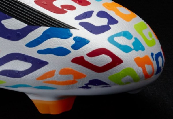 Messi Birthday Boots Up Close