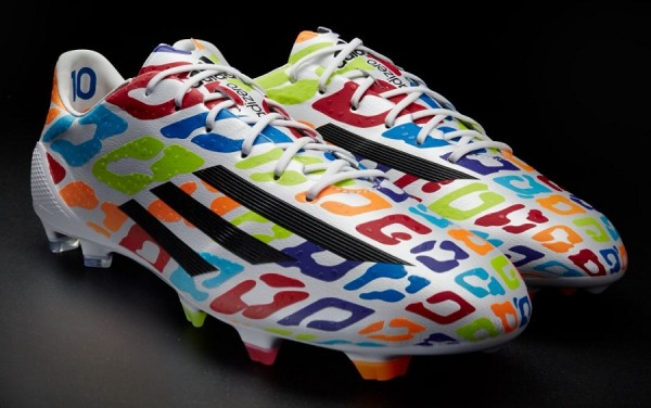 Messi adiZero F50 Birthday Edition