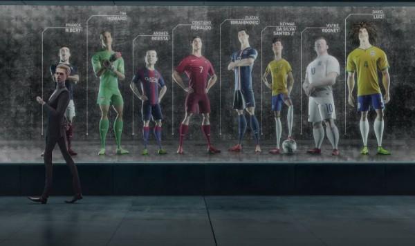 Nike Take Risks