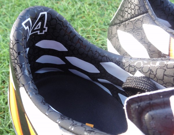 Predator Instinct Heel Design