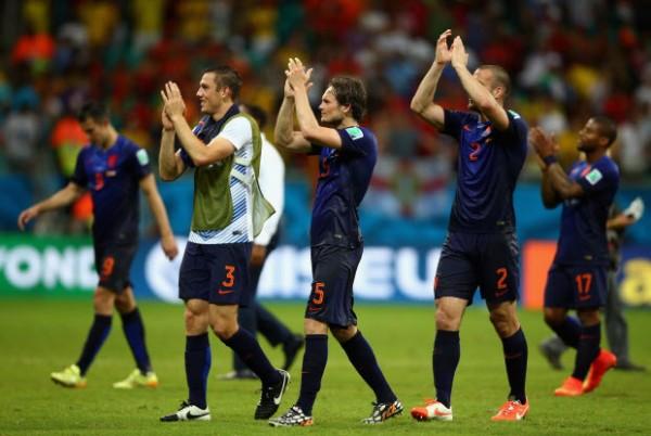 Old Tiempos Worn By Netherlands World Cup