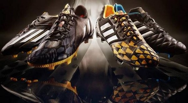 Adidas Pitch Black