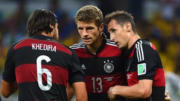 Germany Dismantle