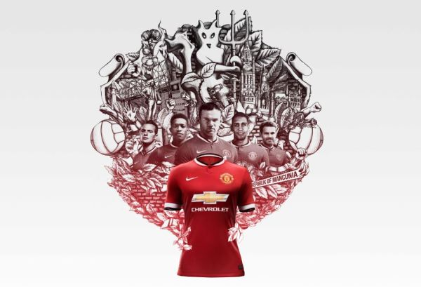 New MUFC Jersey