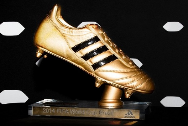 2014 World Cup Golden Boot