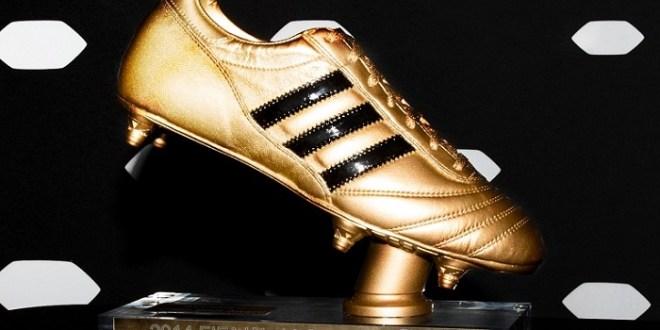2014 World Cup Golden Boot