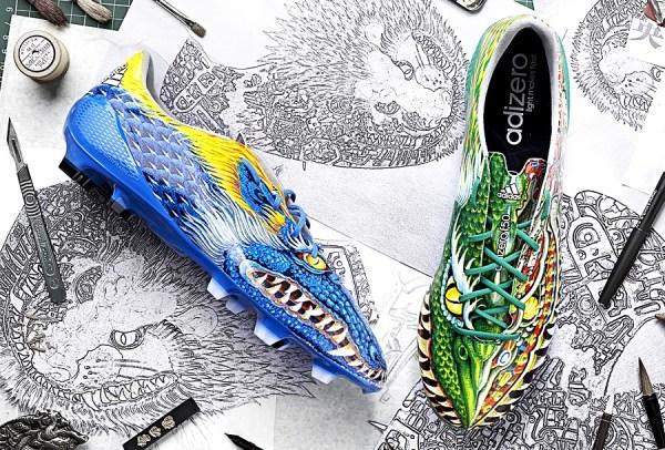 Adidas adiZero f50 Yamamoto Boots