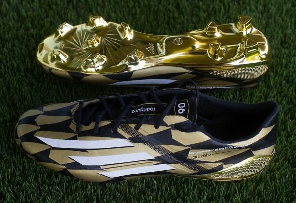 Adidas f50 adiZero Golden Boot
