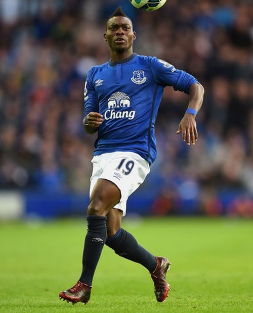 Atsu for Everton