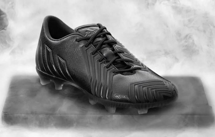Black adidas Predator Instinct