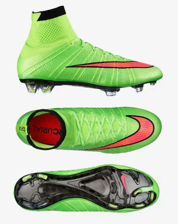 Electric Green Superfly