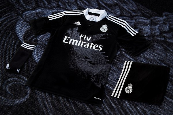 Real Madrid 3rd Kit Dragon