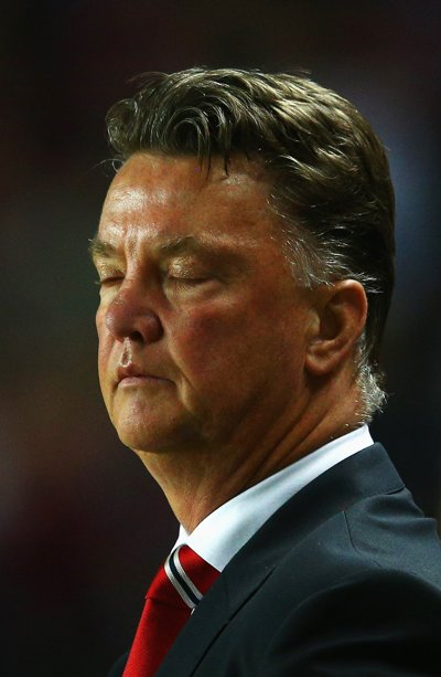 Hot on the heels of MLS' blind draw for Jermaine Jones; Louis Van Gaal tries blind management at Milton Keynes.