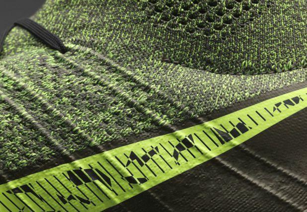 Nike Elastico Superfly detailing