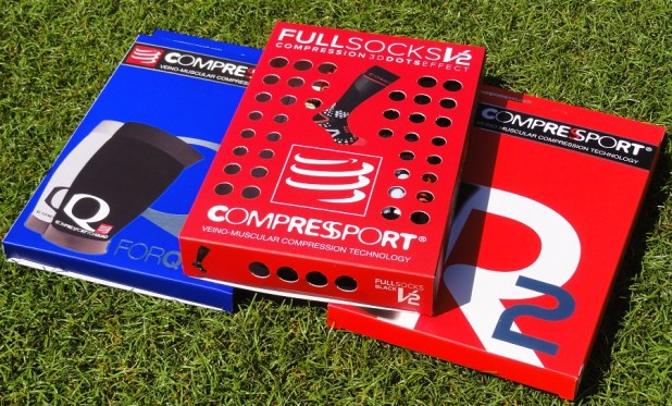 COMPRESSPORT for Soccer
