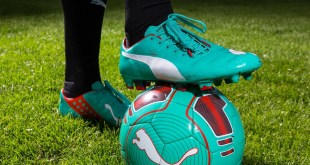 Puma evoPOWER on Ball