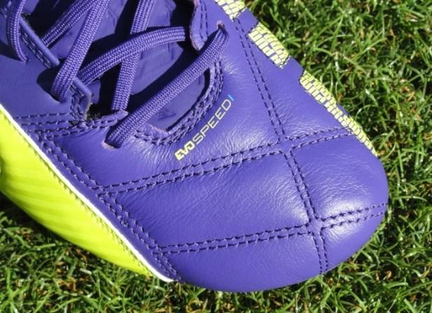 evoSPEED 1.3 Leather Upper