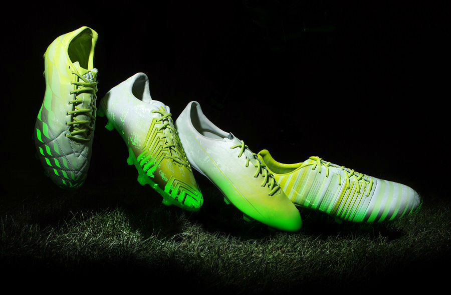Adidas Launch Glow In The Dark Hunt Pack Soccer Cleats 101