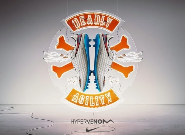 Hypervenom Shine Through