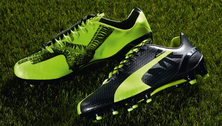 buy online 00dd2 ee4c8 ... coupon for the story behind the puma evospeed mr tricks soccer cleats  101 5cfcf ec27c