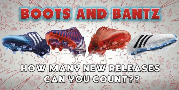 Boots and Bantz New Releases