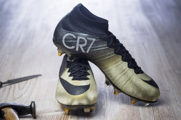 Ronaldo Superfly in Rare Gold