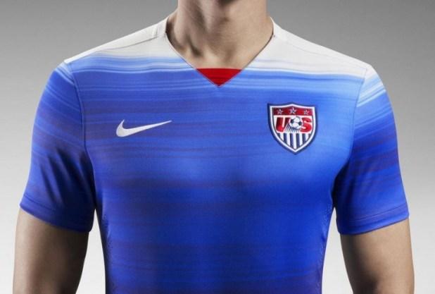 US Away Jersey 2015