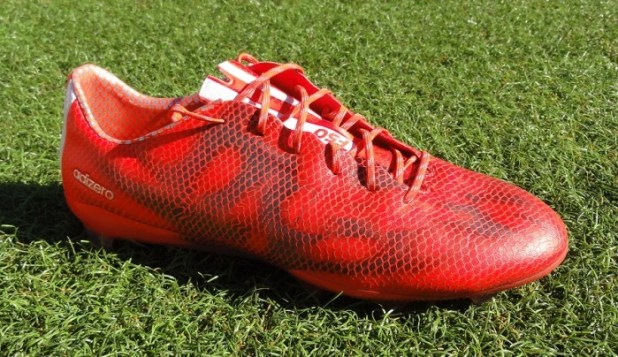 adiZero f50 Review