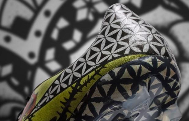 Adidas f50 adiZero Tattoo Pack Heel